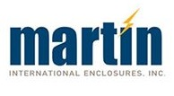 Martin International Enclosures Logo